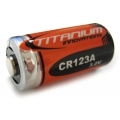 CR123 Lithium Ion Battery