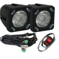 Solstice 2 Light Motorcyle LED Light Package