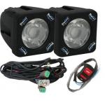 Solstice 2 Light Motorcyle LED Light Package
