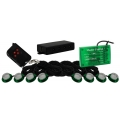 Tantrum LED Strobe And Rock Light Kit Green