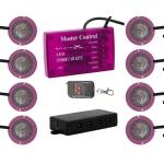 Tantrum LED Strobe And Rock Light Kit Purple
