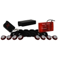 Tantrum LED Strobe and Rock Light Kit Red