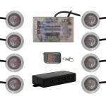 Tantrum LED Strobe And Rock Light Kit Superwhite