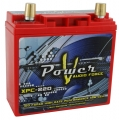 22 AMP HOUR VPOWER AGM SEALED 12 VOLT POWER CELL BATTERY
