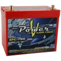 75 AMP HOUR VPOWER AGM SEALED 12 VOLT POWER CELL BATTERY