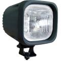 "4"" SQUARE BLACK 35 WATT HID EURO BEAM LAMP"