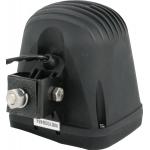 "4"" SQUARE BLACK 35 WATT HID VERTICAL-FLOOD BEAM LAMP"