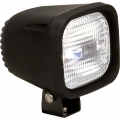"4"" SQUARE BLACK 35 WATT HID VERTICAL-FLOOD BEAM LAMP"