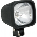 "4"" SQUARE BLACK 35 WATT HID SPOT BEAM LAMP"