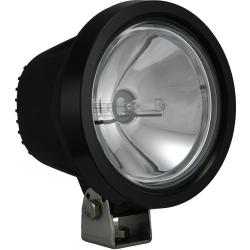 """5.5"""" ROUND BLACK 35 WATT HID SPOT BEAM LAMP"""