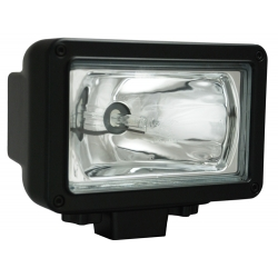 """5"""" X 7"""" BLACK 35 WATT HID SPOT BEAM LAMP"""