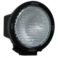 "6.7"" ROUND BLACK 50 WATT HID FLOOD BEAM LAMP"