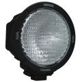 "6.7"" ROUND BLACK 50 WATT HID COMPOSITE FLOOD BEAM LAMP"