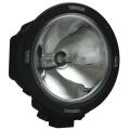 "6.7"" ROUND BLACK 50 WATT HID COMPOSITE SPOT BEAM LAMP"