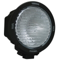 "6.7"" ROUND BLACK 70 WATT HID COMPOSITE FLOOD BEAM LAMP"