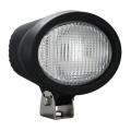 "4"" X 6"" OVAL BLACK 100 WATT TUNGSTEN FLOOD BEAM LAMP"