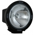 "6.7"" ROUND BLACK 100 WATT TUNGSTEN SPOT BEAM LAMP"