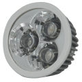 MR-16 LED BULB GU5.3 WATTAGE: 4.1W NATURAL WHITE