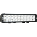 "20"" EVO PRIME DOUBLE STACK LED BAR BLACK TWENTY FOUR 10-WATT LED'S 40 DEGREE WIDE BEAM"