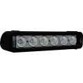 "11"" EVO PRIME LED BAR BLACK SIX 10-WATT LED'S 20 DEGREE NARROW BEAM"