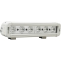 "9"" XMITTER LOW PROFILE PRIME WHITE SIX 3-WATT LED'S 40 DEGREE WIDE BEAM"