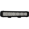 "9"" XMITTER LOW PROFILE PRIME BLACK SIX 3-WATT LED'S 40 DEGREE WIDE BEAM"
