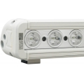 "12"" XMITTER LOW PROFILE PRIME WHITE NINE 3-WATT LED'S 40 DEGREE WIDE BEAM"