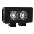 "6"" REFLEX LED BAR BLACK TWO 10-WATT LED'S 15° MEDIUM BEAM"