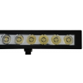 "40"" REFLEX LED BAR BLACK 22 10-WATT LED'S 45°/15° ELLIPTICAL BEAM"