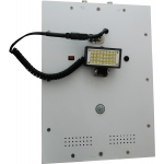 SOLAR PANEL LIGHT 12W PANEL 500 LUMEN LIGHT