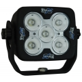 "4"" SQUARE SOLSTICE PRIME BLACK FIVE 10-WATT LED 20 DEGREE NARROW BEAM"