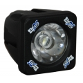 "2"" SOLSTICE SOLO BLACK 10-WATT LED POD 10° NARROW BEAM"