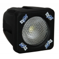"2"" SOLSTICE SOLO BLACK 10-WATT LED POD 35° WIDE BEAM"
