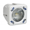 "2"" SOLSTICE SOLO WHITE 10-WATT LED POD 45°/15° ELLIPTICAL BEAM"