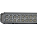 "52"" XMITTER LED BAR CHROME 100 3-WATT LED'S EURO BEAM"