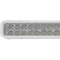 "52"" XMITTER LED BAR WHITE 100 3-WATT LED'S EURO BEAM"