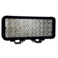 "12"" XMITTER ELITE DOUBLE LED BAR BLACK 40 3-WATT LED'S EURO"