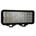 "12"" XMITTER ELITE DOUBLE LED BAR BLACK 40 3-WATT LED'S EURO"