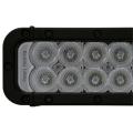 """52"""" XMITTER ELITE LED BAR BLACK 100 3-WATT LED'S FLOOD BEAM"""