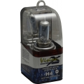 H4 55/60 WATT DOT APPROVED SUPERWHITE SINGLE BULB