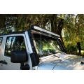 07 -12 JEEP  JK WINDSHEILD LIGHT MOUNT SYSTEM